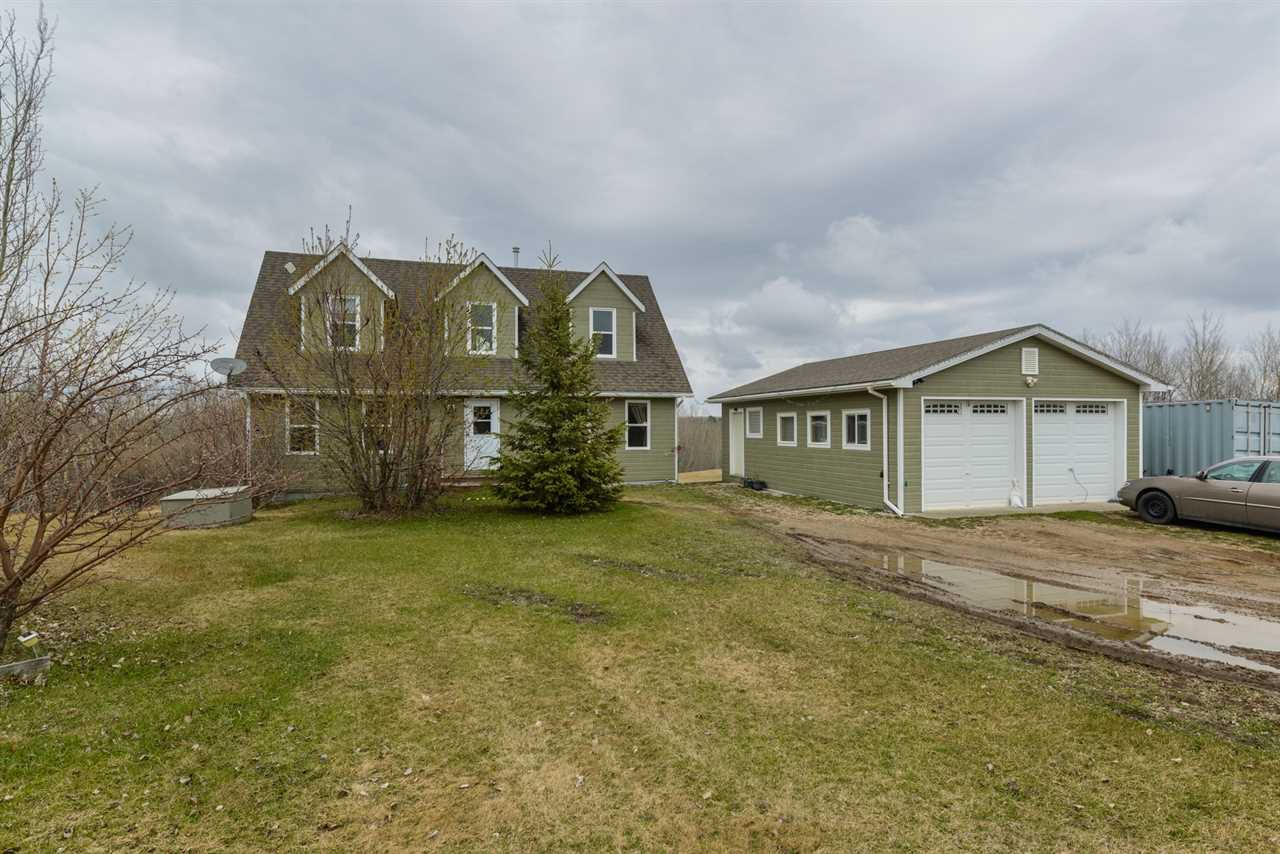 Main Photo: 13 53306 RGE RD 20: Rural Parkland County House for sale : MLS®# E4155889