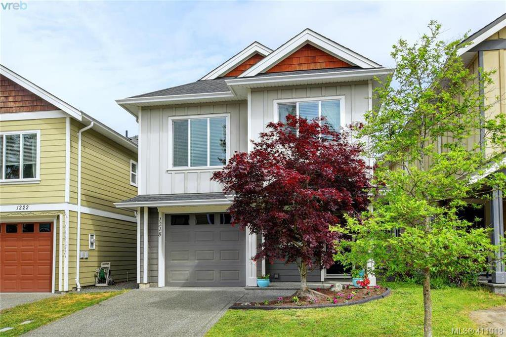 Main Photo: 1218 Parkdale Creek Gardens in VICTORIA: La Westhills Single Family Detached for sale (Langford)  : MLS®# 411018