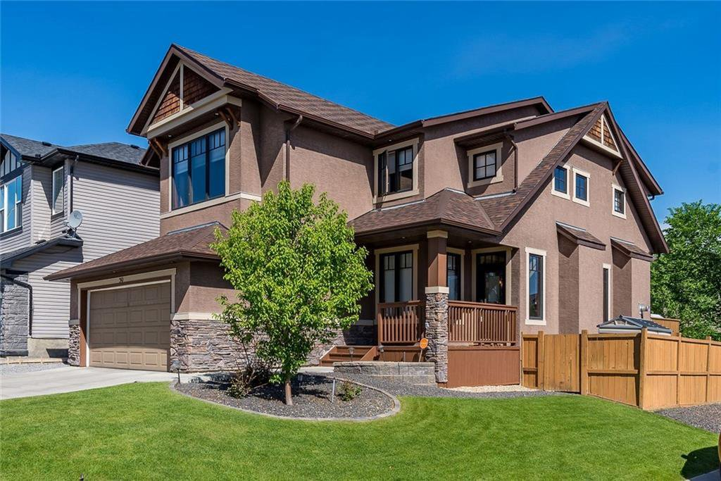 Photo 2: Photos: 59 Everoak Bay SW in Calgary: Evergreen Detached for sale : MLS®# C4252652