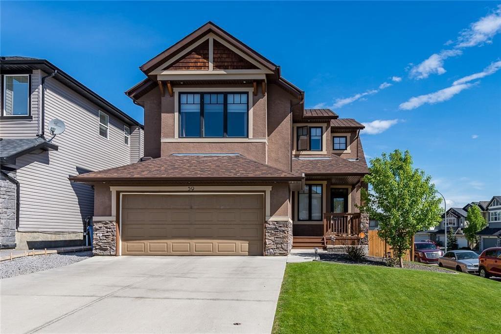 Photo 1: Photos: 59 Everoak Bay SW in Calgary: Evergreen Detached for sale : MLS®# C4252652