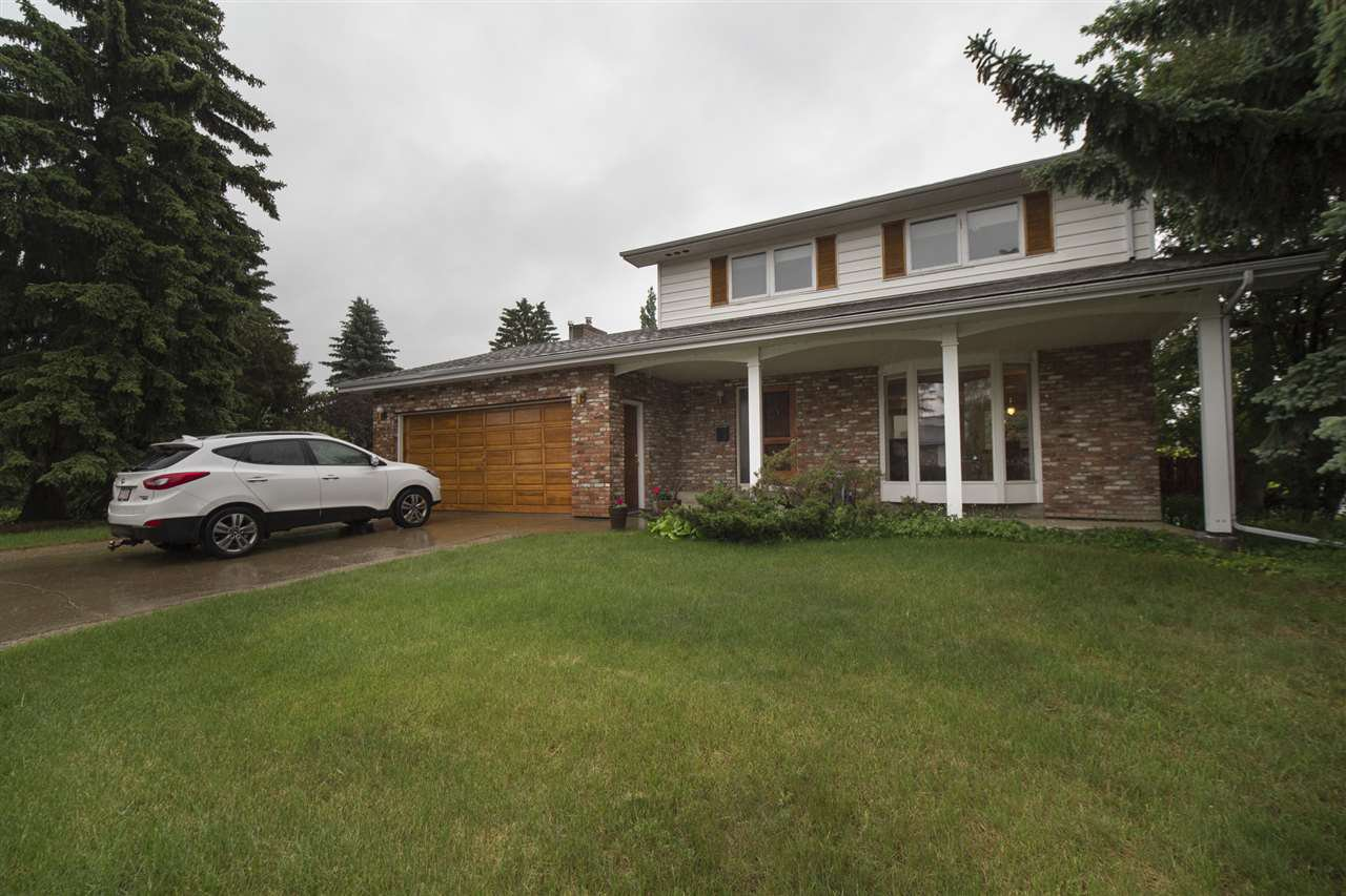 Main Photo: 14707 63 Avenue in Edmonton: Zone 14 House for sale : MLS®# E4163080