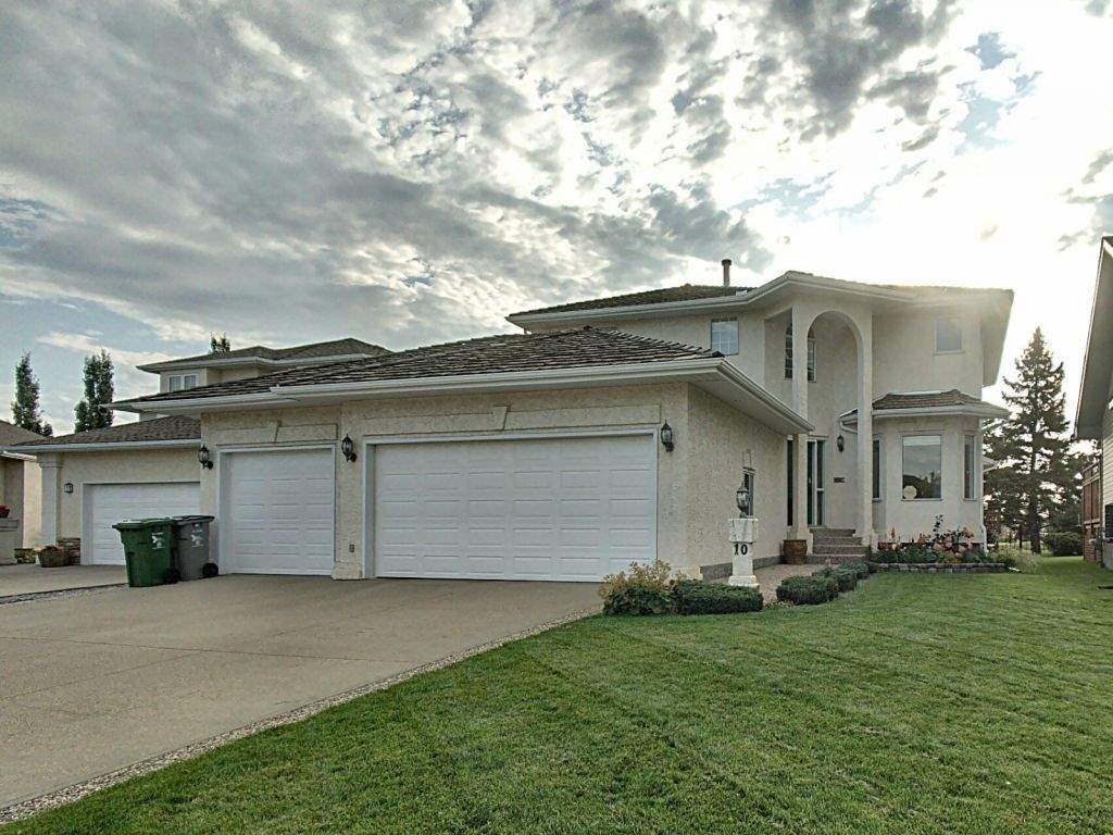 Main Photo: 10 Coloniale Court: Beaumont House for sale : MLS®# E4172562