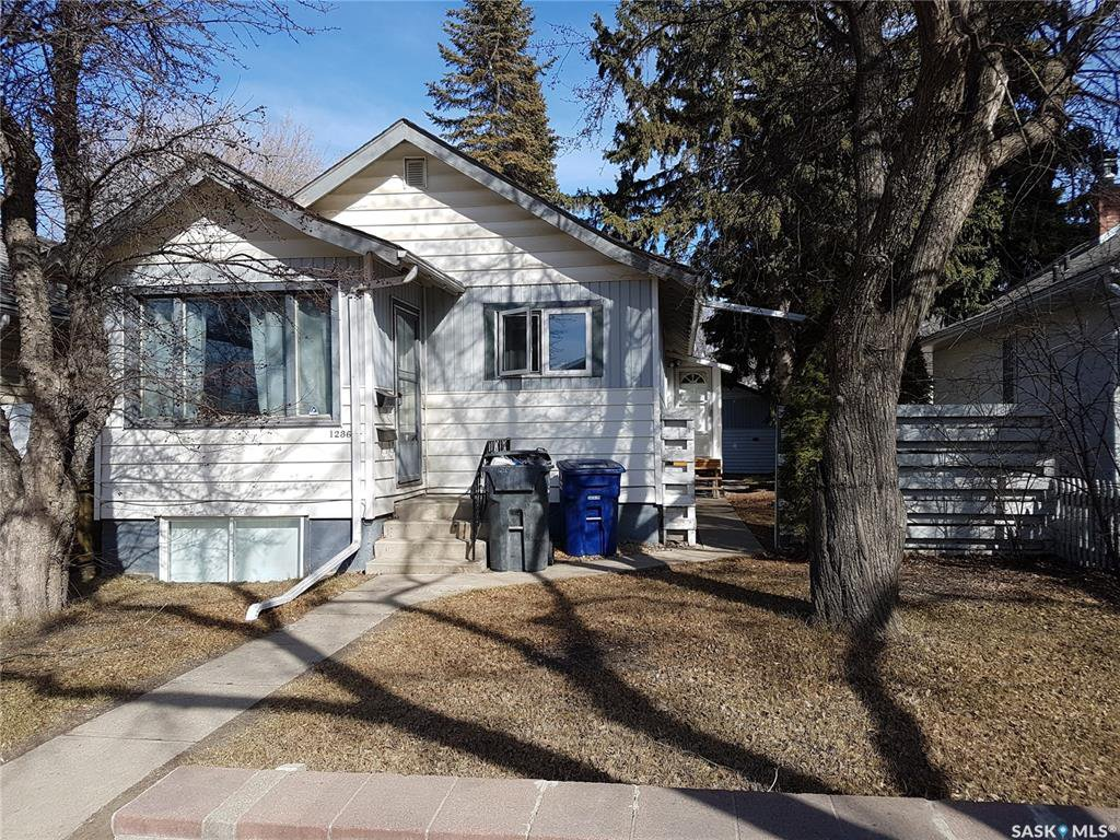 Main Photo: 1236 G Avenue North in Saskatoon: Mayfair Residential for sale : MLS®# SK787361