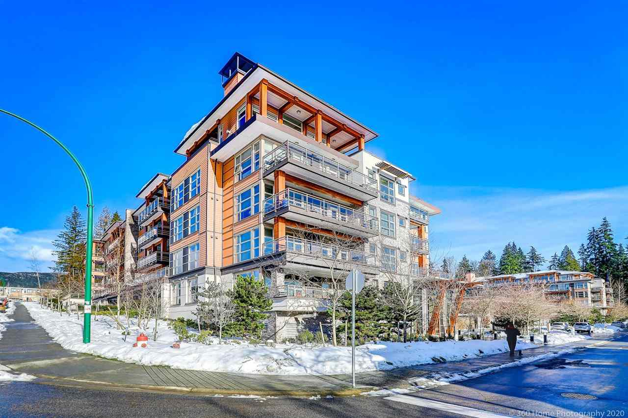 "Main Photo: 104 3602 ALDERCREST Drive in North Vancouver: Roche Point Condo for sale in ""DESTINY 2 AT RAVENWOODS"" : MLS®# R2429619"