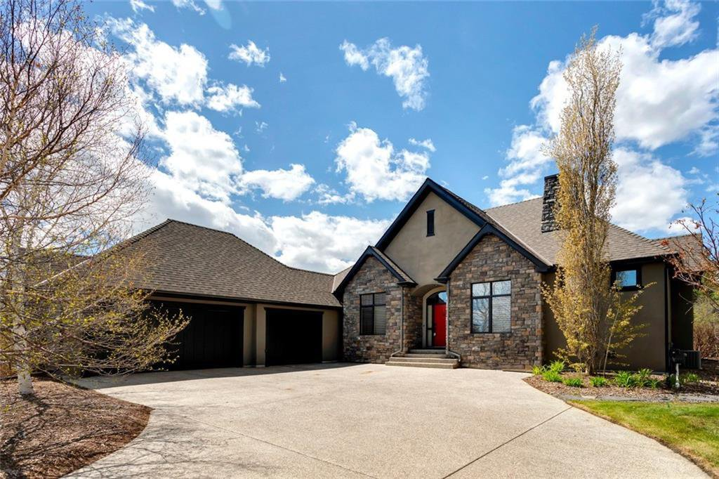 Main Photo: 11 SNOWBERRY Gate in Rural Rocky View County: Rural Rocky View MD Detached for sale : MLS®# C4297414