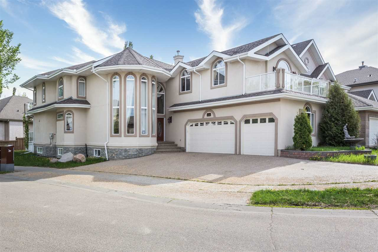 Main Photo: 970 HOLLINGSWORTH Bend in Edmonton: Zone 14 House for sale : MLS®# E4198654