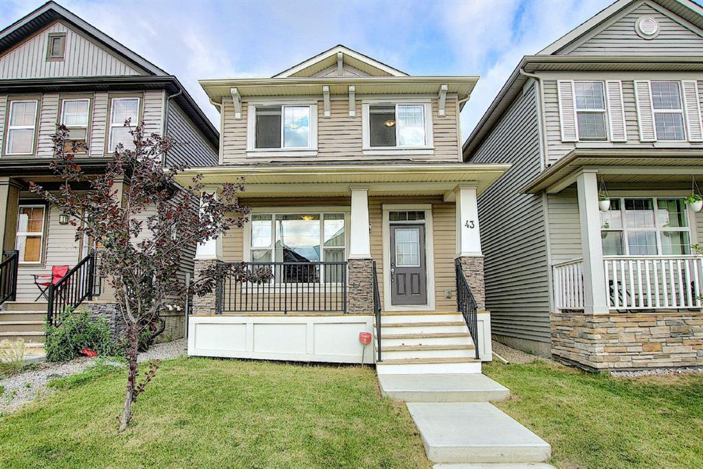 Main Photo: 43 NOLANLAKE Point NW in Calgary: Nolan Hill Detached for sale : MLS®# A1019401