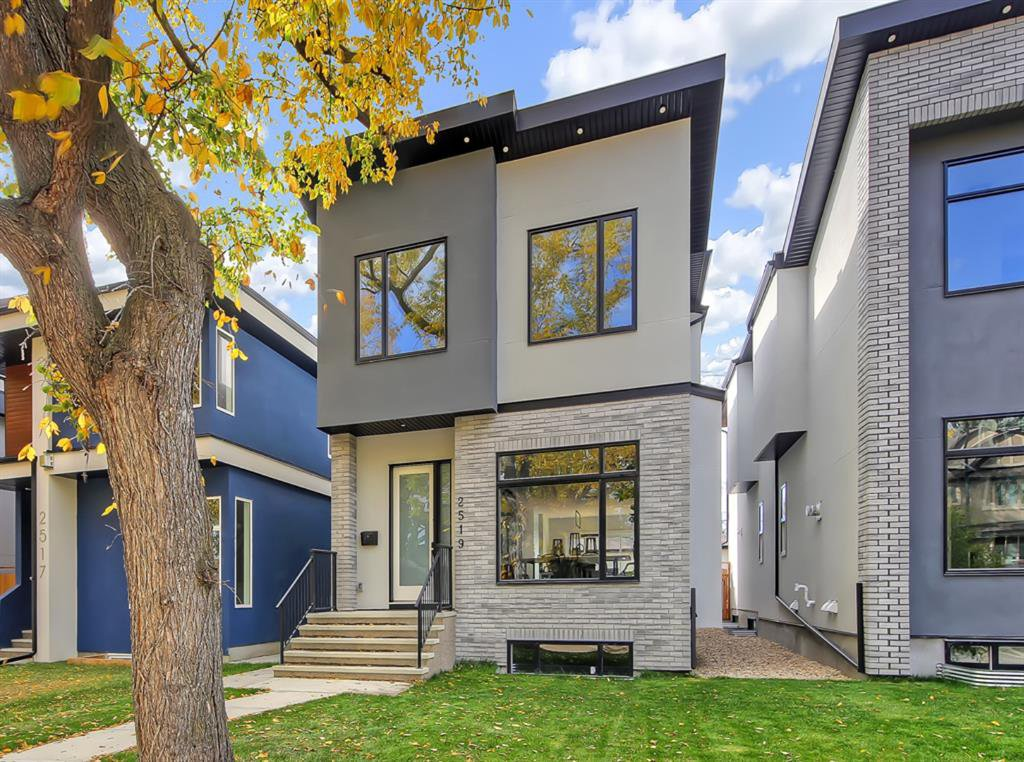 Main Photo: 2519 18 Street NW in Calgary: Capitol Hill Detached for sale : MLS®# A1032180