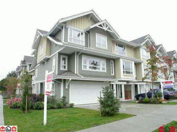 Main Photo: 23 5355 201A Street in Langley: Langley City Townhouse for sale : MLS®# F1104483