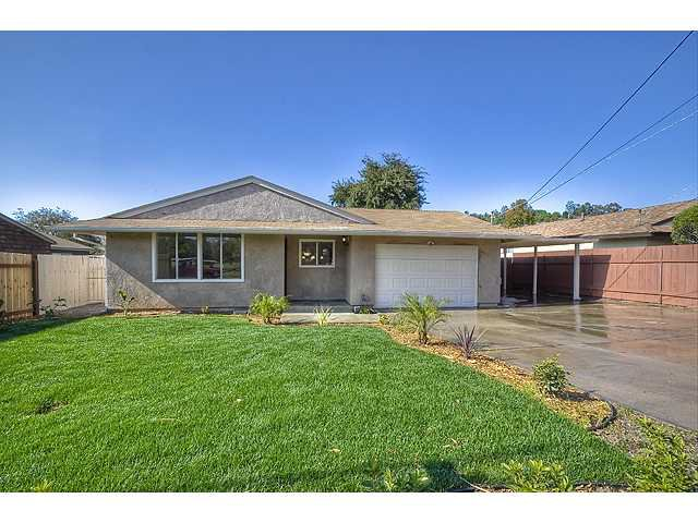 Main Photo: POWAY House for sale : 4 bedrooms : 13406 Olive Tree Lane