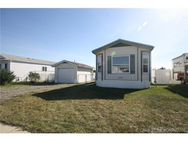 Main Photo: 1909 20 Street in Delburne: RC Delburne Residential Mobile for sale (Red Deer County)  : MLS®# CA0023260