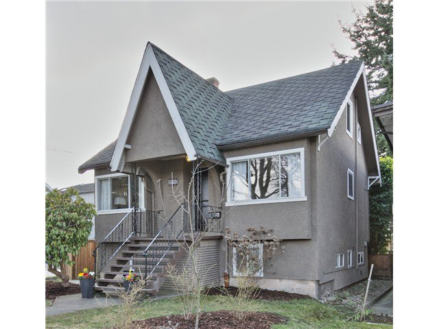 Main Photo: 2880 GRANT Street in Vancouver: Renfrew VE House for sale (Vancouver East)  : MLS®# V1055300