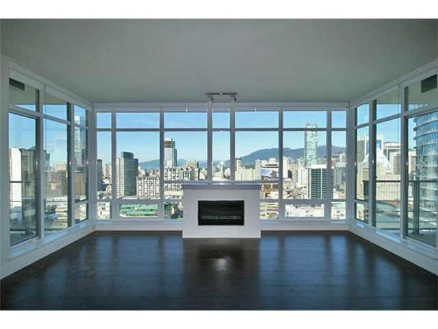"Main Photo: 2802 565 SMITHE Street in Vancouver: Downtown VW Condo for sale in ""VITA PRIVATE COLLECTION"" (Vancouver West)  : MLS®# V1098809"