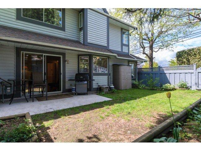 "Photo 20: Photos: 11956 90 Avenue in Delta: Annieville Townhouse for sale in ""Sunridge Estates"" (N. Delta)  : MLS®# F1439956"