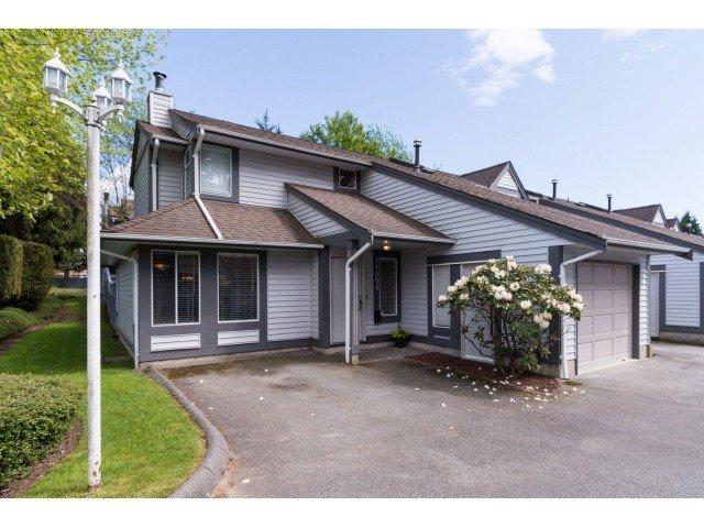 "Photo 1: Photos: 11956 90 Avenue in Delta: Annieville Townhouse for sale in ""Sunridge Estates"" (N. Delta)  : MLS®# F1439956"