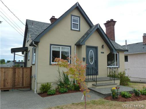 Main Photo: 1139 Wychbury Ave in VICTORIA: Es Saxe Point Single Family Detached for sale (Esquimalt)  : MLS®# 706189