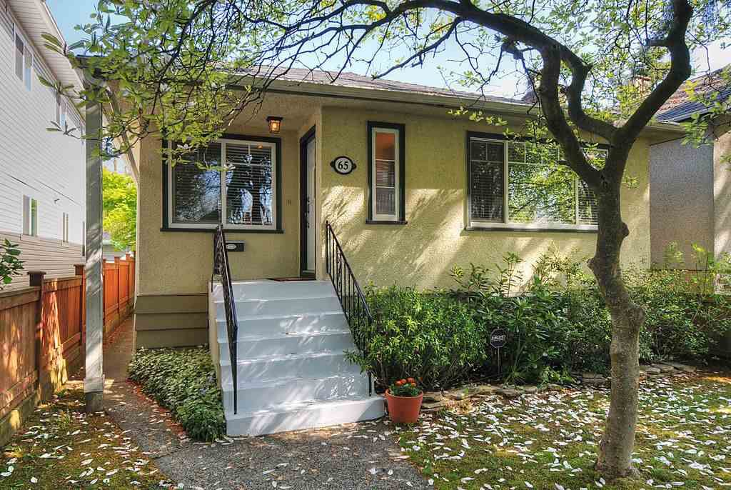 """Main Photo: 65 E 40TH Avenue in Vancouver: Main House for sale in """"Main Street"""" (Vancouver East)  : MLS®# R2050054"""
