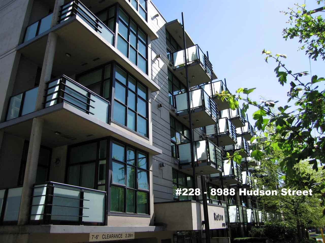 "Main Photo: 228 8988 HUDSON Street in Vancouver: Marpole Condo for sale in ""RETRO LOFTS"" (Vancouver West)  : MLS®# R2061746"