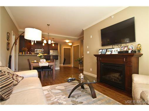 Main Photo: 206 2881 Peatt Rd in VICTORIA: La Langford Proper Condo Apartment for sale (Langford)  : MLS®# 736283