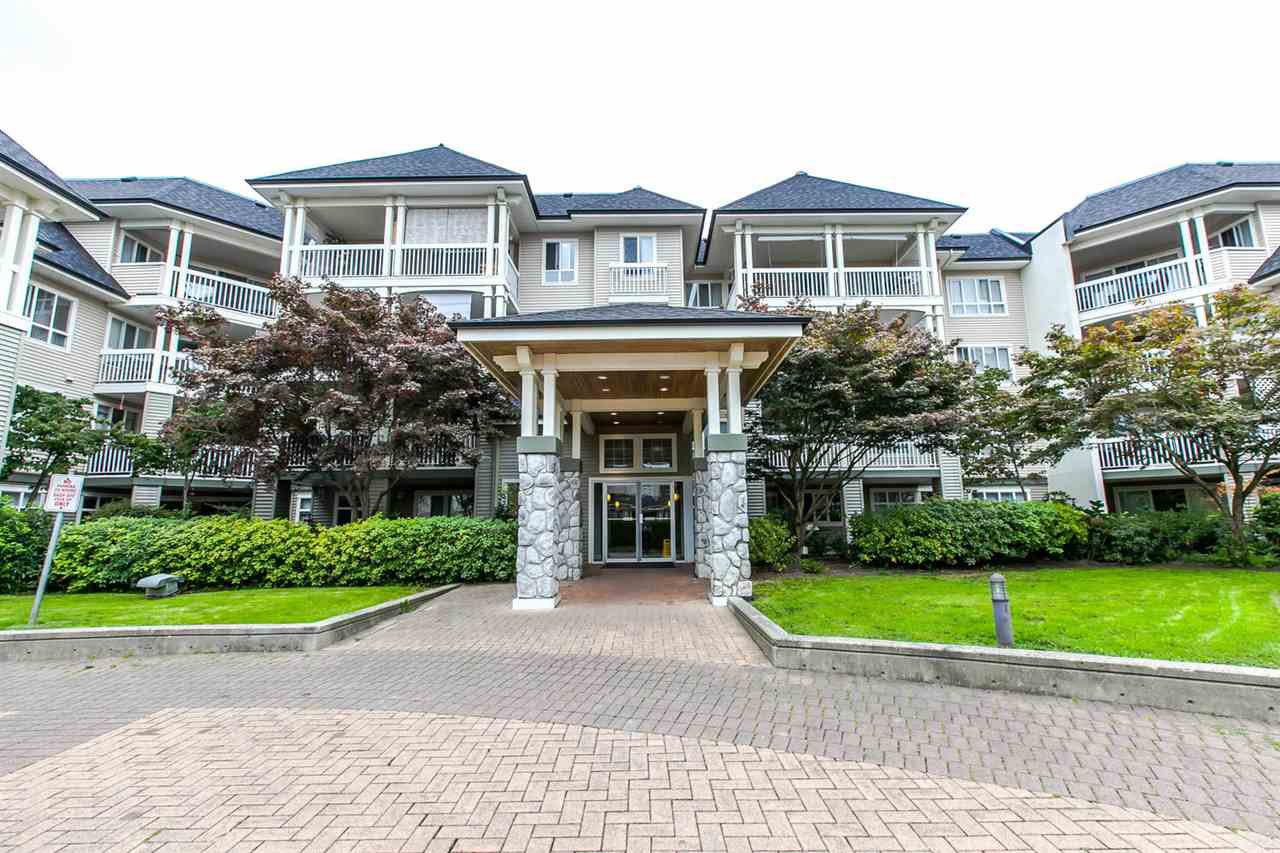 "Main Photo: 303 22022 49 Avenue in Langley: Murrayville Condo for sale in ""Murray Green"" : MLS®# R2107458"