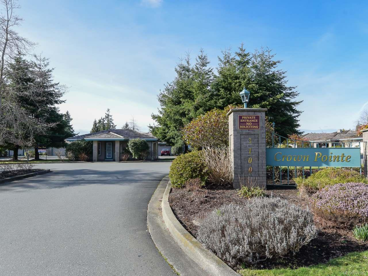 Main Photo: 1 3100 Kensington Cres in COURTENAY: CV Crown Isle Row/Townhouse for sale (Comox Valley)  : MLS®# 747083
