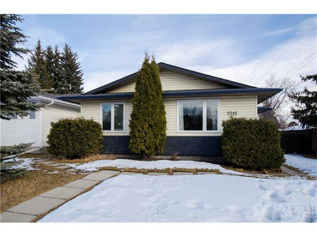 Main Photo: 5516 SILVERDALE Drive NW in Calgary: Silver Springs House for sale : MLS®# C4098908