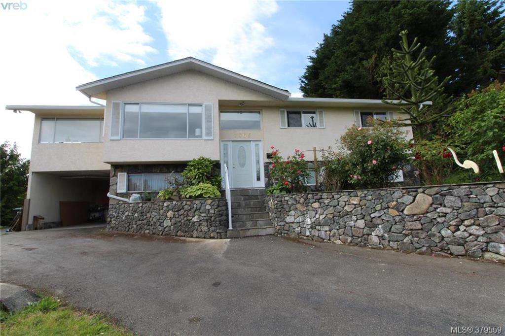 Main Photo: 7065 Silverdale Pl in BRENTWOOD BAY: CS Brentwood Bay House for sale (Central Saanich)  : MLS®# 762143