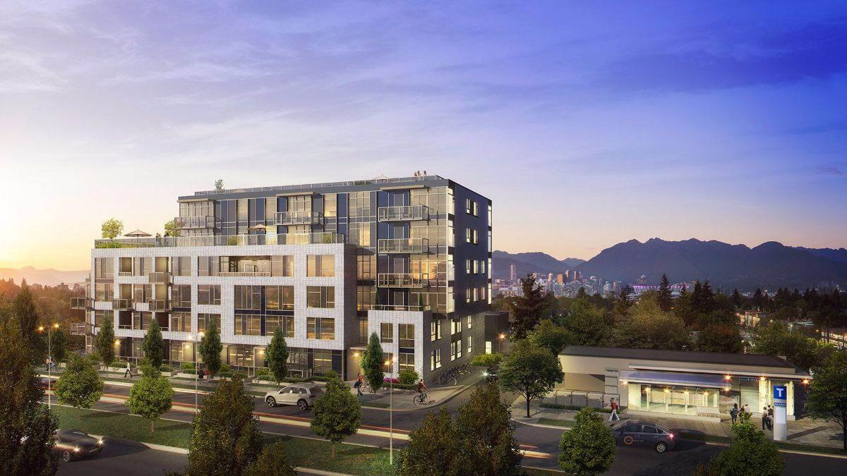 "Main Photo: 203 523 W KING EDWARD Avenue in Vancouver: Cambie Condo for sale in ""THE REGENT"" (Vancouver West)  : MLS®# R2184943"