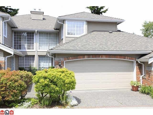 Main Photo: 3 2688 150 STREET in South Surrey White Rock: Home for sale : MLS®# R2041811