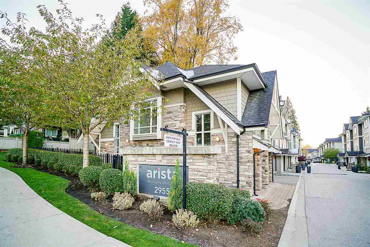 """Main Photo: 57 2955 156 Street in Surrey: Grandview Surrey Townhouse for sale in """"Arista"""" (South Surrey White Rock)  : MLS®# R2221189"""