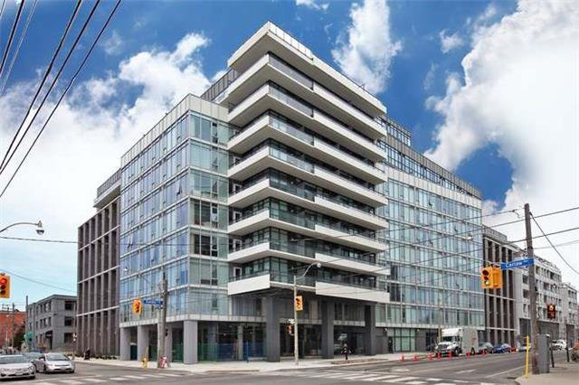 Main Photo: 223 1190 E Dundas Street in Toronto: South Riverdale Condo for lease (Toronto E01)  : MLS®# E4003818