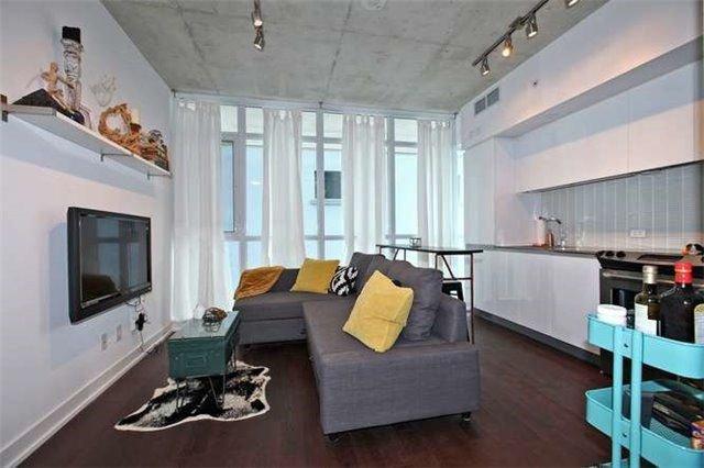 Photo 2: Photos: 223 1190 E Dundas Street in Toronto: South Riverdale Condo for lease (Toronto E01)  : MLS®# E4003818