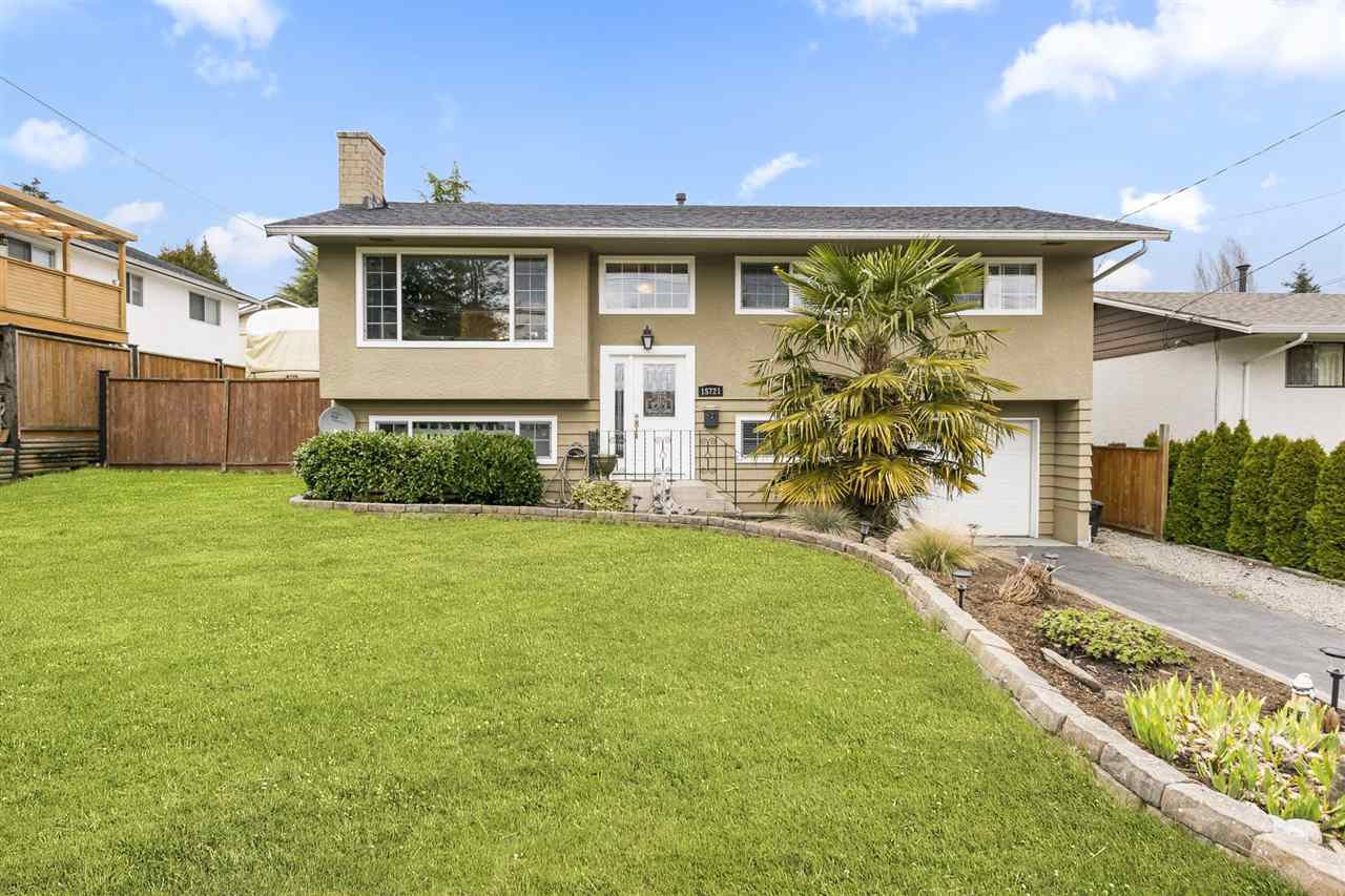 Main Photo: 15721 RUSSELL Avenue: White Rock House for sale (South Surrey White Rock)  : MLS®# R2246599
