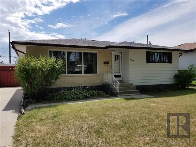 Main Photo: 530 Edison Avenue in Winnipeg: North Kildonan Residential for sale (3F)  : MLS®# 1820070