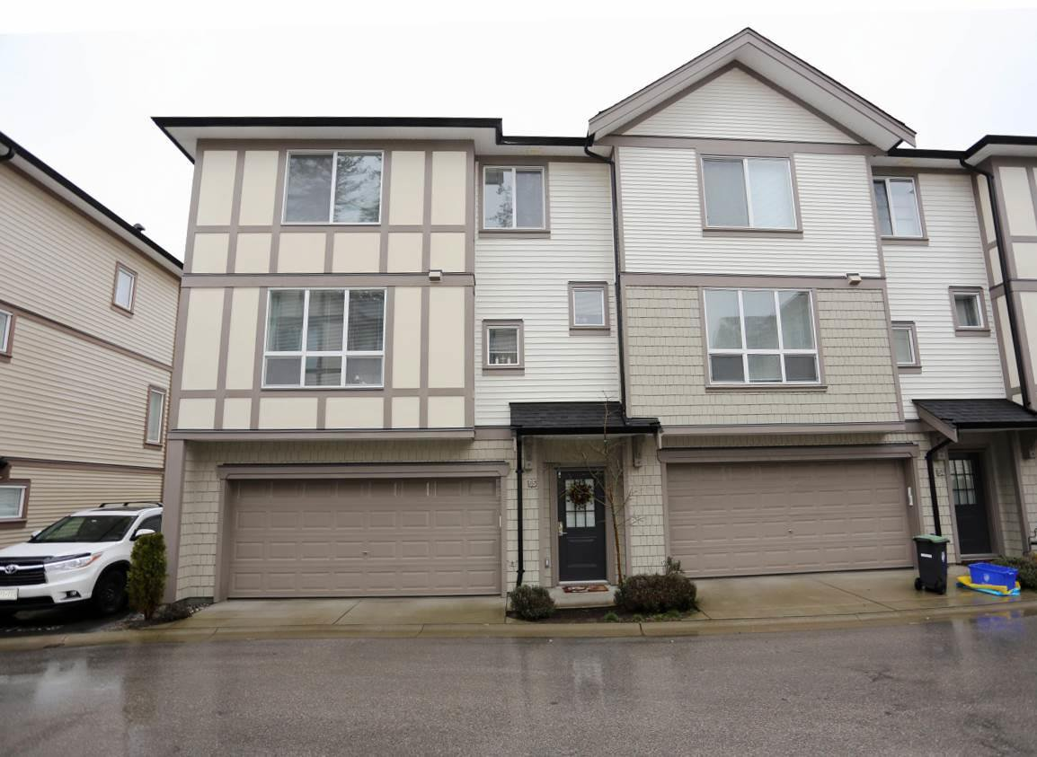 Main Photo: 17 7848 209 STREET in : Willoughby Heights Townhouse for sale : MLS®# R2242092