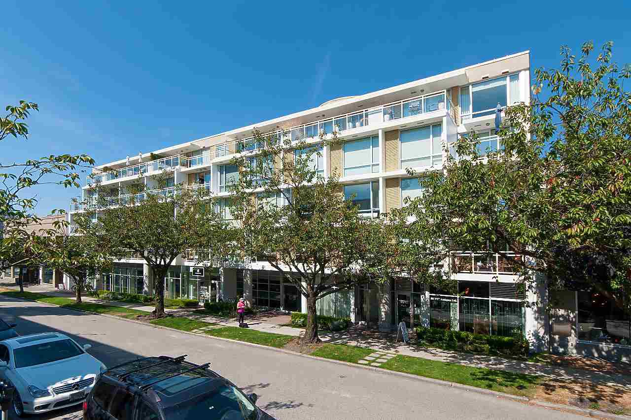 "Main Photo: 205 1635 W 3RD Avenue in Vancouver: False Creek Condo for sale in ""LUMEN by BUCCI"" (Vancouver West)  : MLS®# R2313662"