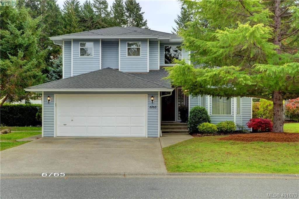 Main Photo: 6765 Rhodonite Dr in SOOKE: Sk Sooke Vill Core House for sale (Sooke)  : MLS®# 800255