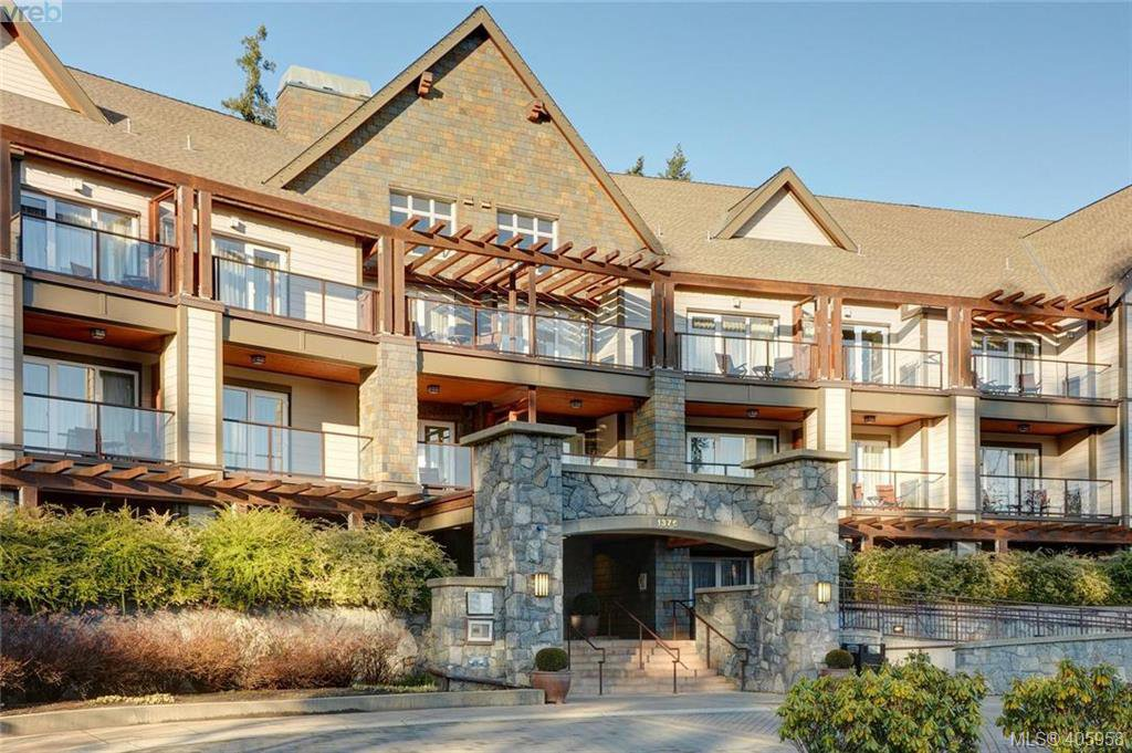 Main Photo: 206/208 1376 Lynburne Place in VICTORIA: La Bear Mountain Condo Apartment for sale (Langford)  : MLS®# 405958