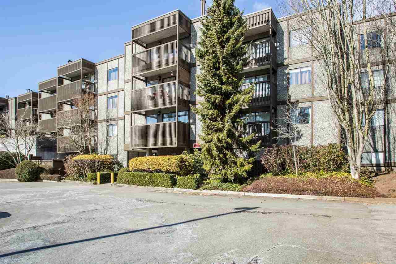 Main Photo: 203 13507 96 Avenue in Surrey: Queen Mary Park Surrey Condo for sale : MLS®# R2348774
