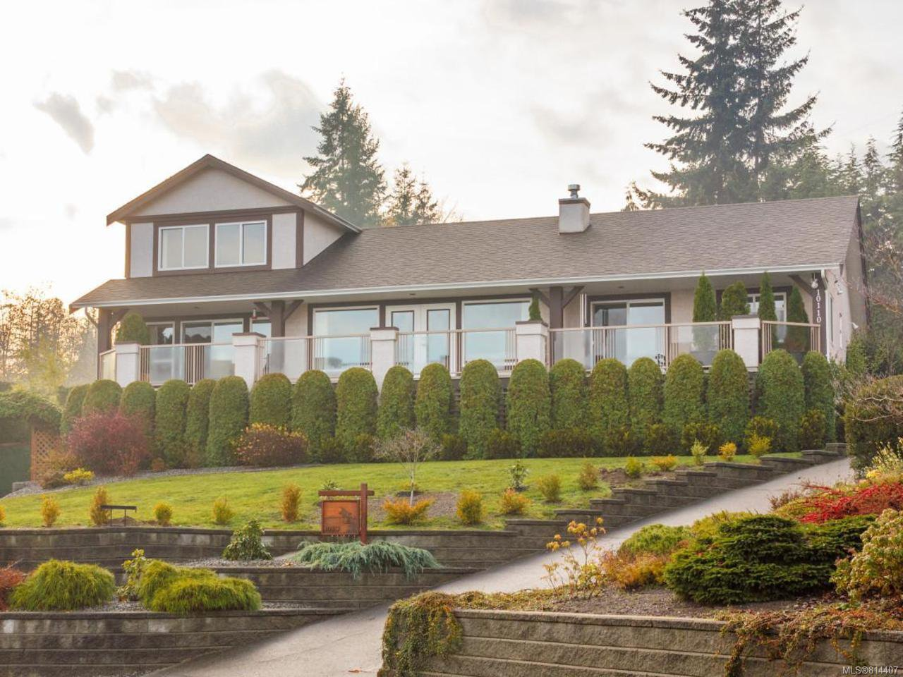 Main Photo: 10110 Orca View Terr in CHEMAINUS: Du Chemainus House for sale (Duncan)  : MLS®# 814407