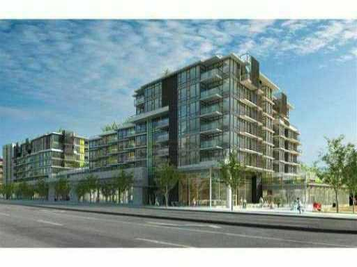 Main Photo: 962 2080 W. Broadway in Pinnacle Living on Broadway: Kitsilano Home for sale ()