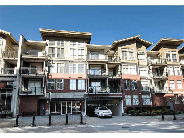Main Photo: 106 101 MORRISSEY ROAD in Port Moody: Port Moody Centre Condo for sale : MLS®# R2433364