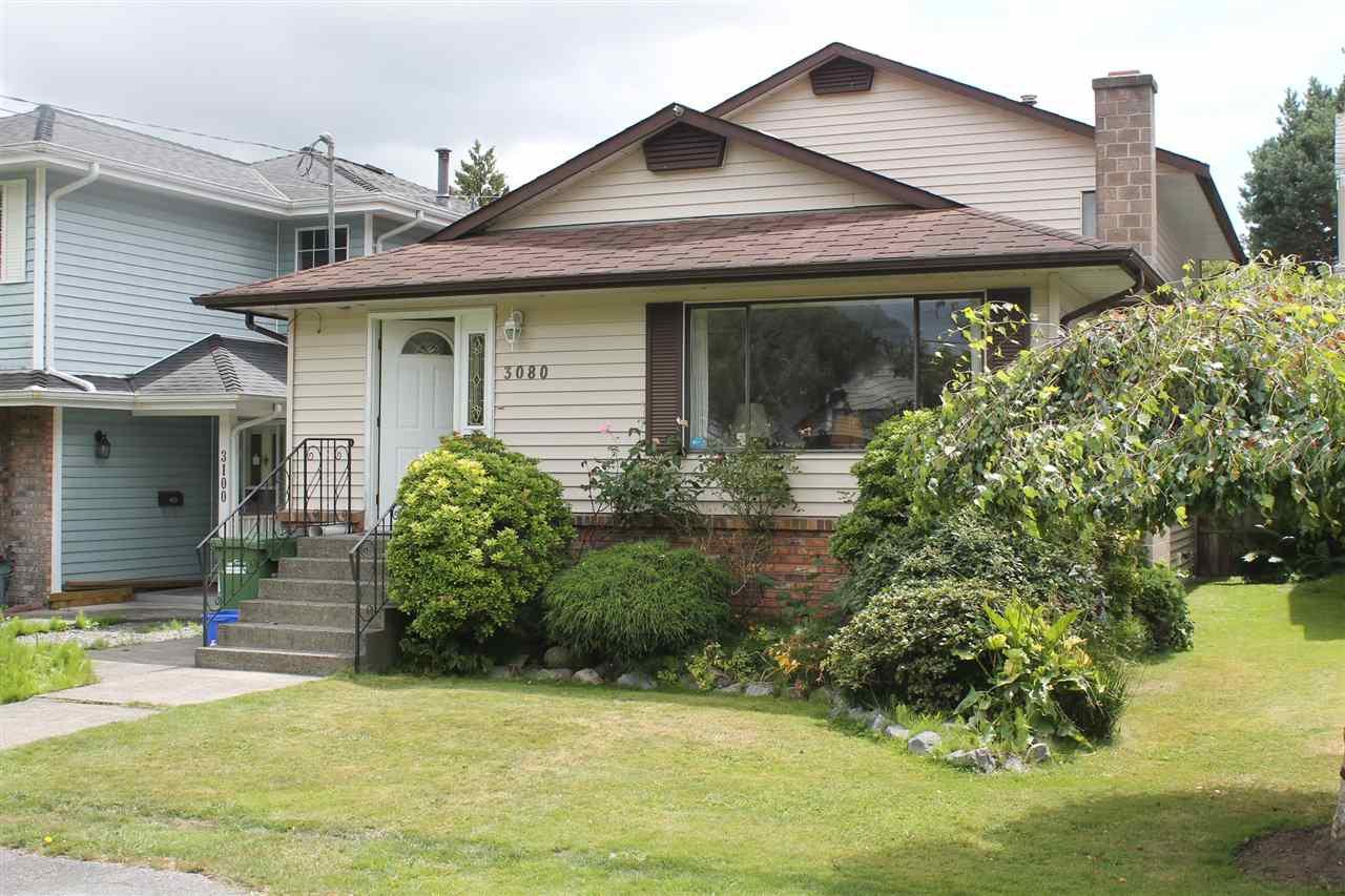 Main Photo: 3080 BROADWAY STREET in : Steveston Village House for sale : MLS®# R2090787