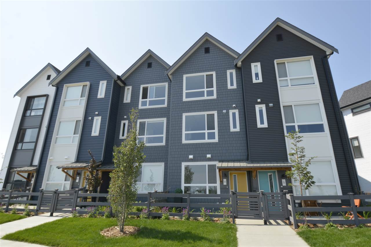 Main Photo: 12 100 Jensen Lakes Boulevard: St. Albert Townhouse for sale : MLS®# E4196990