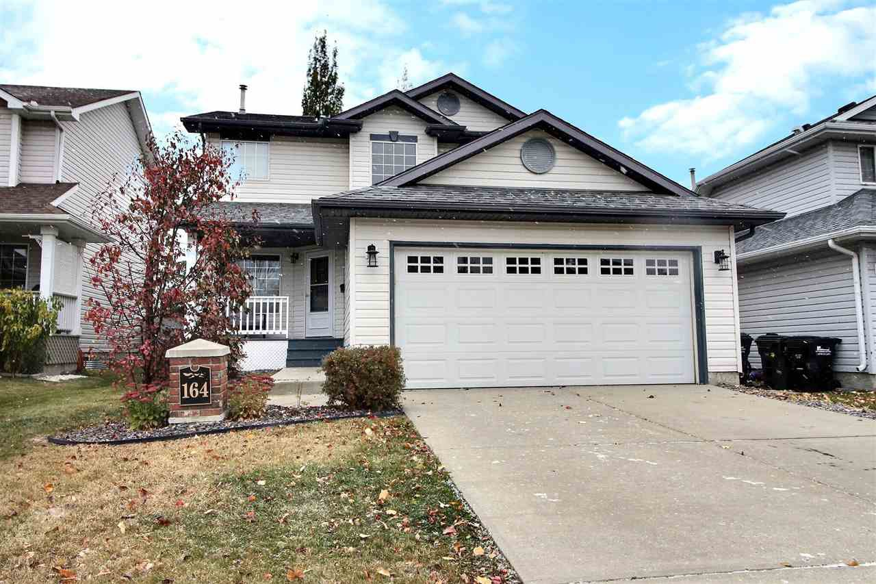 Main Photo: 164 FOXHAVEN Place: Sherwood Park House for sale : MLS®# E4218509