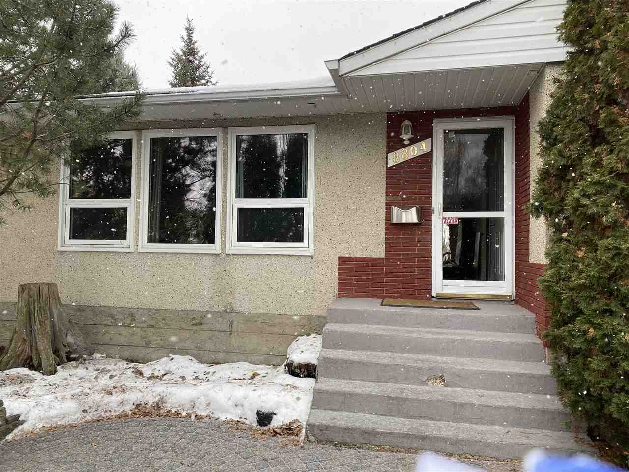 Main Photo: 8804 148 Street in Edmonton: Zone 10 House for sale : MLS®# E4223126