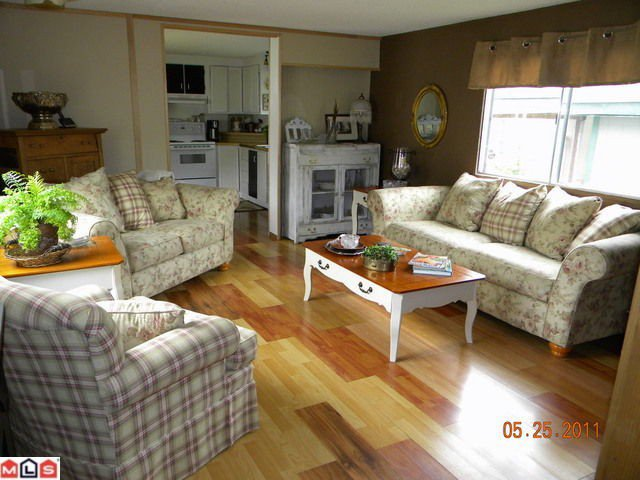 """Photo 7: Photos: 77 10221 WILSON Road in Mission: Mission BC Manufactured Home for sale in """"Triple Creek Estates"""" : MLS®# F1113687"""