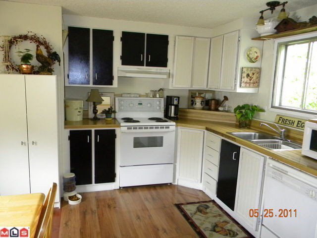 """Photo 2: Photos: 77 10221 WILSON Road in Mission: Mission BC Manufactured Home for sale in """"Triple Creek Estates"""" : MLS®# F1113687"""