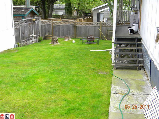 """Photo 10: Photos: 77 10221 WILSON Road in Mission: Mission BC Manufactured Home for sale in """"Triple Creek Estates"""" : MLS®# F1113687"""