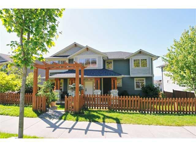Main Photo: 10653 JACKSON Road in Maple Ridge: Albion House for sale : MLS®# V897957